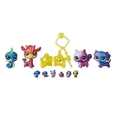 Littlest Pet Shop Littlest Pet Shop Kozmik Miniş Koleksiyonu Özel Set Renkli